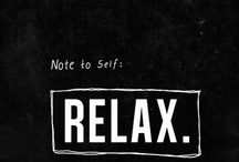 quotes / notes to self