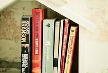 STORE books / different ways of storing books