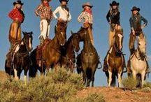 COWGIRL / Cowgirl photos. Pictures of rodeo cowgirls and wild west cowgirls. Gift ideas for cowgirls.