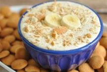 Dip Recipes / Sweet and savory dip recipes featured on the Dip Recipe Creations blog / by Darlene @ Dip Recipe Creations