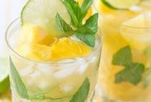 Drinks / Tasty and pretty cocktail and drink recipes. Wine, sangria, margaritas, martinis, milkshakes, you name it, you can find it here. Great for parties or whenever you need a drink.