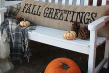 Thanksgiving and Fall Ideas / by Sandra Cleland