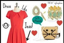Dress Like Jess / New Girl on FOX Fashion Inspiration! / by FOX 28 - myfoxspokane