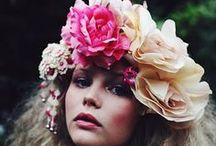 Floral // crowns / by rana