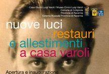 Casa Varoli / Casa-Studio Luigi Varoli sede del Museo Civico e Scuola di Musica