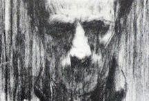 Autoritratti [Varoli] / Autoritratti di Luigi Varoli (1889-1958) dal museo e da collezioni private