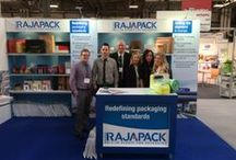 Exhibitions! / We are now regular exhibitors! In 2017 we exhibited at Packaging Innovations and the Internet Retailing Exhibition and we will be at the E-Commerce exhibition in October!