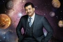 Neil deGrasse Tyson! COSMOS! / COSMOS is on FOX 28 Sundays @ 9pm with a weekly viewing party at Mobius Science Center in Downtown Spokane!  / by FOX 28 - myfoxspokane