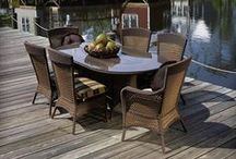 Grand Traverse Collection / Crafted in the Lloyd Flanders exclusive SunLoom vinyl, the Grand Traverse Collection achieves lasting durability, ensuring endless seasons of comfort and conversations. Perfectly suited to the lanai, sun room, or the front lawn, the Grand Traverse Collection provides versatility to fit your lifestyle and to adjust to the changing seasons in your life.