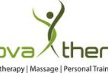 NovaTherapy / We provide the most professional physio/massage, personal training and nutrition services in London. We can visit you at your home, office or hotel room.