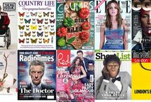 Our favourite magazine covers / Our (eclectic) selection of brilliant magazine covers. Just one of the reasons we love the world of magazines and business media. You can find out about other ways we deliver great content to our audiences by going to our Beyond the Covers board. Both boards are brought to you by the team @PPACareers and @PPA_Live. Go follow! / by New Talent | PPA Careers