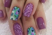 Nail Designs / Ideas for my nails when I have a pamper