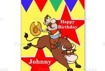 COWBOY PARTY / Cowboy Party. Cowboy party ideas. Cowboy cake and cupcake ideas. Cowboy and western table decorations and supplies. Cowboy party for kids and adults.