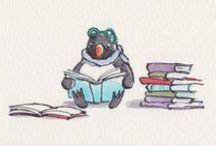 De boekjes van pinguïn Max / Max is een kleine pinguïn met een blauwe das om, die dankzij (of soms eerder ondanks) de wijze IJsbeer, kleine en grote wijsheden meekrijgt. Er zijn vier boekjes van Max: Ik hoor bij jou (over de liefde), Ik blijf bij jou (over houden van), Jij bent geweldig! (over in jezelf geloven) en Tijd voor jou (over tijd nemen voor jou). De boekjes zijn geschreven en geïllustreerd door Marie-Louise en Mark Sekrève.