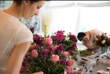 Florystyka na start/WAW / Florystyczny start z Piotrem Sekundą! Ostatnie dwa dni we Floral Academy to klasyczne bukiety, kompozycje w naczyniach i florystyka ślubna! Był też kwiatowy wyścig i po raz pierwszy FLOVERS VOUCHER - dla każdego uczetsnika zniżka na kolejne szkolenia z harmonogramu 2015! Dziękujemy