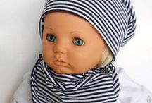 ✪ mütze und halstuch im set von traumgenäht ✪ / Mütze und Halstuch passend im Set für Kinder und Babys  http://de.dawanda.com/shop/traumgenaeht/3331115-Set-Muetze-Halstuch