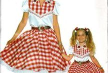 COWGIRL COSTUME / Cowgirl costumes. Women's, girls. toddler and infant cowgirl costumes and accessories.