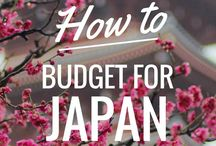 Living in & traveling to Japan