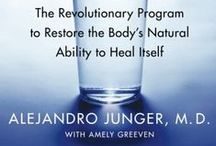 HEALTH books / recommendable books about physical as well as spiritual well-being