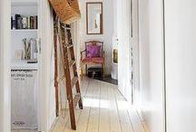 Home makeover: corridor