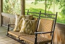 Low Country Collection / Elegant detailing blends with the sturdy fundamental craftsmanship native to the Low Country.  Hand woven vinyl wicker recalls woven grass baskets, produced from sweetgrass grown in the tidal basins of the deep South.  This detail enhances sturdy aluminum frames which are hand finished in a soft antique black to mimic the patina of years gone by.  Plush deep seating combines comfort with the natural beauty of each piece.