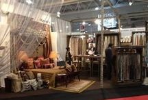 #Maison&Objet 2012 #ByKanchi / Kanchi exhibiting at the Maison & Objet Show in Paris, 2012