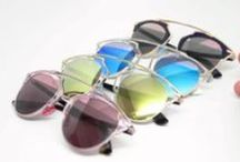 Dior Sunglasses / Collection of Dior Sunglasses available at EyeHeartShades.com
