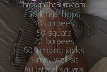 Fitness / Work out idea