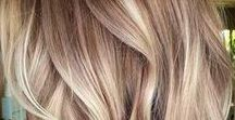 Hair Colours & Styles / colours & styles I might like