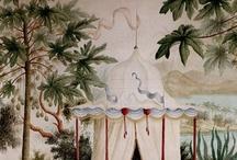 Papier Peint Panoramique / Panneaux décoratifs et papiers peints panoramiques
