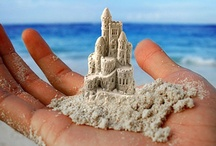 sandcastle / by Trisha Doucette