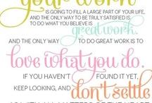 Quotes / by Kristi Rist-Jensen
