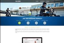 Webdesign / Vybrané reference z oblasti webdesignu od společnosti AW-dev. Naše služby a další reference naleznete na www.aw-dev.cz.