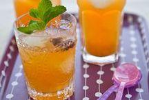Cool off with Iced Tea  / Iced Tea Recipes