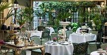 Sipping Tea Around The World / The best tea salons around the world