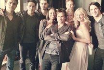 The Vampire Diaries / by Emily Ortiz 💘