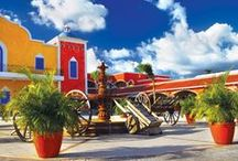 Mexico / The vacation destination that has it all: colour, flavour, beaches, siestas and fiestas.