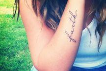 Tattoos & Sparkles