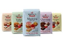 Wright's cake mix range / Our good value, simple to use cake mixes offer an easy yet tasty solution for all bakers.  Our carrot, chocolate, ginger, toffee and Madeira mixes are versatile and available in all major retailers.