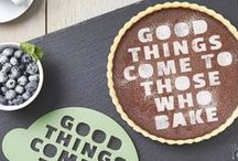 Baking Quotes / Our cake mixes are easy to use and great fun for all the family.