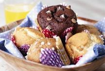 Muffins / No-fuss, hearty and delicious muffin recipes using our simple range of cake mixes.