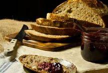 """Хлеб насущный / Ресторан """"Гороховое поле"""" - готовим вкусно и сытно! www.gorohovoe.ru RSVP 7499 265 00 00"""