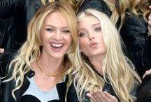 Blonde. / Cabellos Rubios... Estilos.