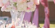 Tablescapes / Beautiful and elegant tablescapes.