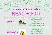 Simple Pure Whole Stress Management!