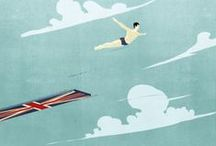 Alessandro Gottardo - Shout, ? / Italian, born in Porthdenome. He studied at the Instituto Europeo de Design in Milan. In 2005 his second pseudonym Shout, emerged marking a new and purposed beginning. Shout´s goal was to work on projects where he could express his personal beliefs about a subject rather then always being forced to present the safe commercial option. Describing sensitive issues with delicacy and elegance he made many NGO projects. He has won many awards