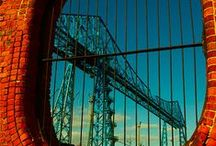 Iconic North East Landmarks / Celebrating where we work and live