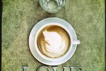 Kaffee.... Coffee / Kaffeeliebe, Kaffeezeiten, Kaffee