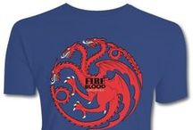 Game of Thrones / Official T-shirts from HBO's Game of Thrones. Winter is coming!