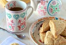 Scones / Delicious scones and all things to make your scones wonderful! Perfect for any Tantalizing Tea party!